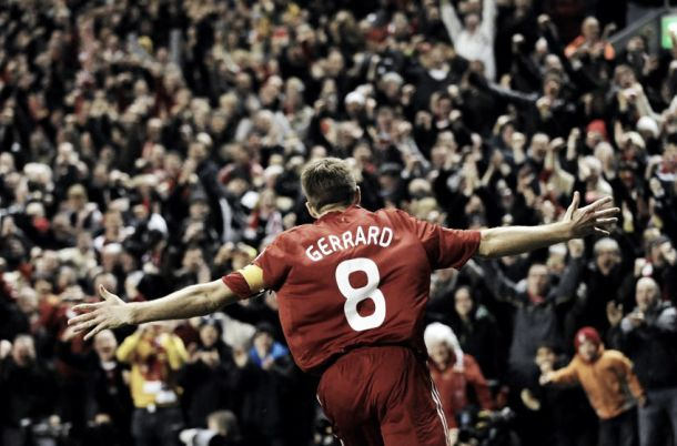 Steven Gerrard's best ever Anfield goals