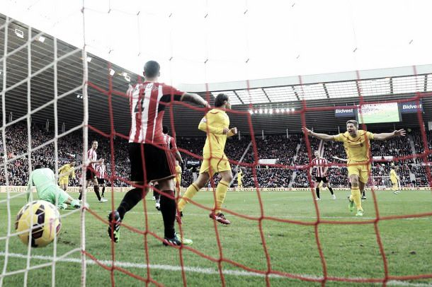 Sunderland 0-1 Liverpool: Five things we learned
