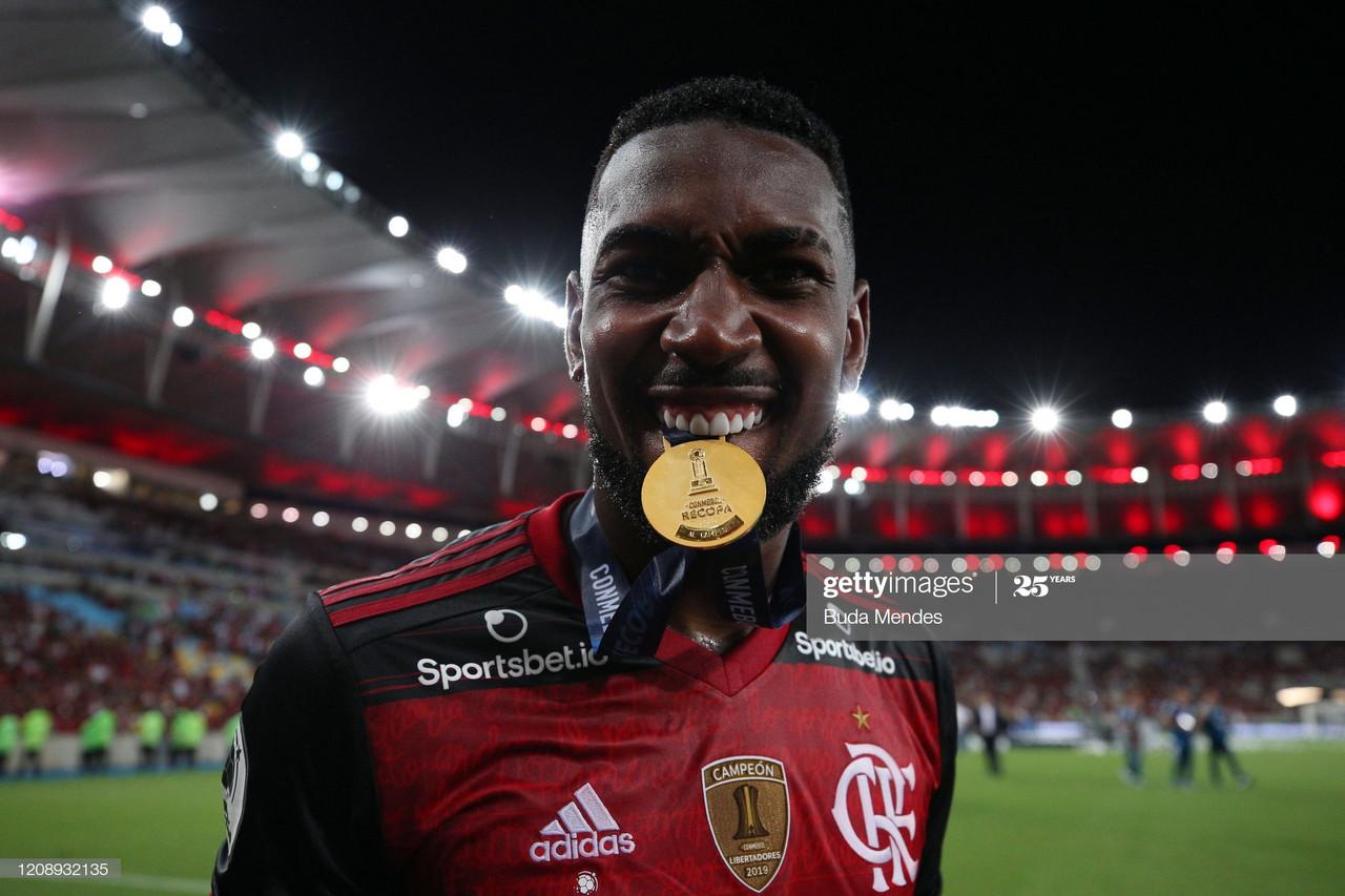 Tottenham Hotspur's £16 million bid for Gerson turned down by Flamengo