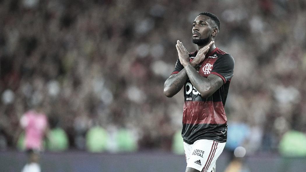 Gerson tem vontade de continuar, mas 35 milhões de euros podem seduzir Flamengo