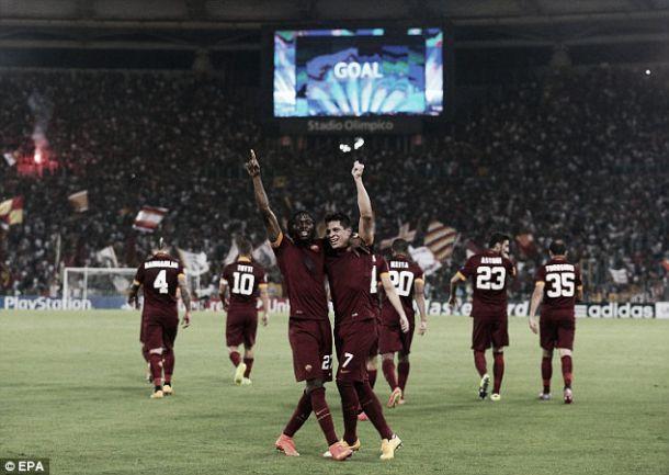 Resultado del partido AS Roma vs Bayern Münich en vivo y online