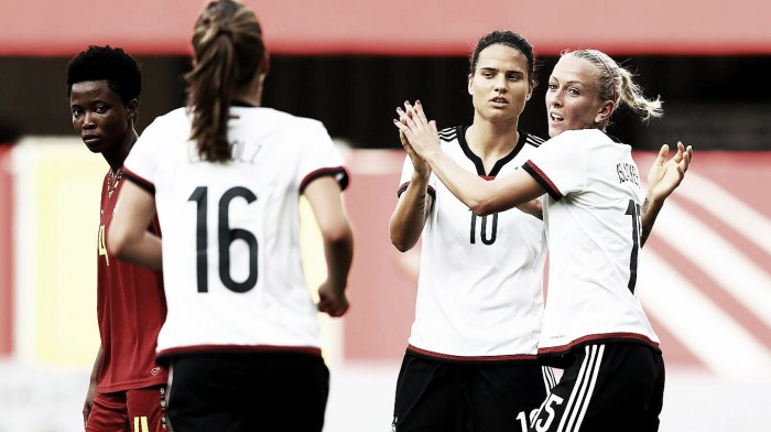 Rio 2016: Germany names its roster for the Women's Soccer tournament