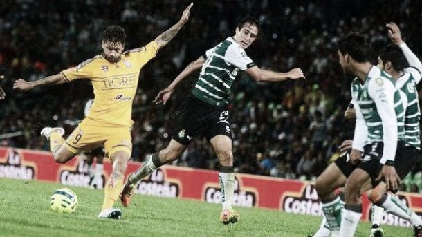 Santos - Tigres: por la supremacía del norte