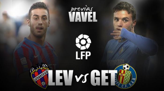 Levante UD - Getafe CF: duelo de malas rachas