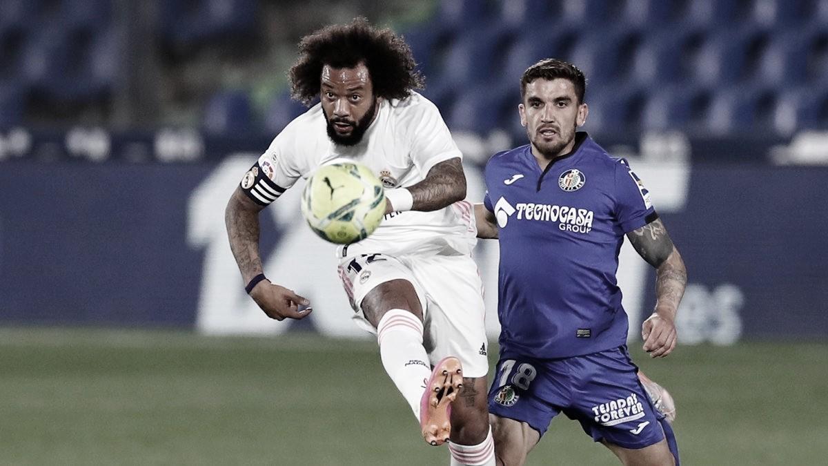 Em dia de Courtois, Real Madrid fica no empate sem gols contra Getafe