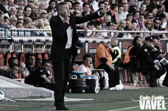 Fran escrib destituido como entrenador del getafe for Oficinas getafe cf