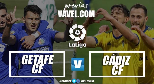 Previa Getafe CF-Cádiz CF: Vuelta a donde empezó todo