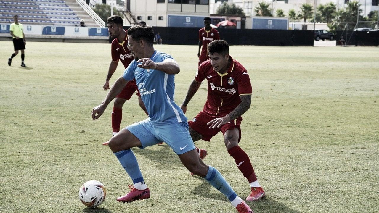 Getafe CF 1-0 UD Ibiza: primer encuentro de los azulones en la 21/22