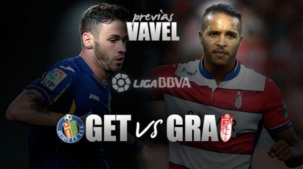Getafe CF - Granada CF: recuperar la confianza
