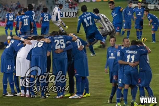 Getafe Club de Fútbol 2013/14