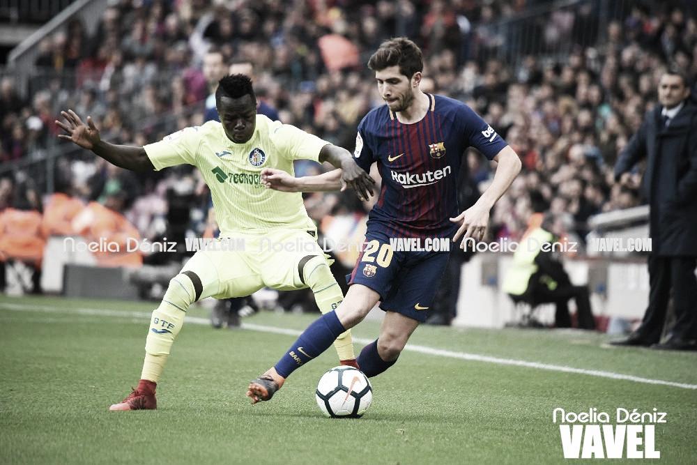 Previa Getafe CF - FC Barcelona: a empezar el año como terminó