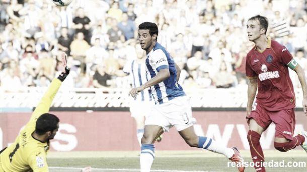 Real Sociedad - Getafe: vencer o morir