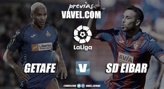 Previa Getafe vs Eibar: ganar, obligatorio para ambos equipos