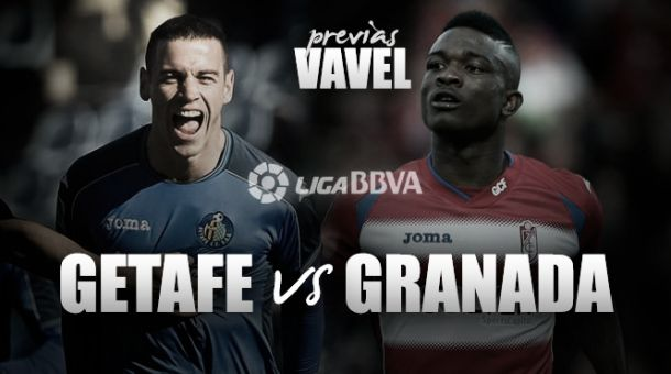 Getafe CF - Granada CF: luchar hasta el final