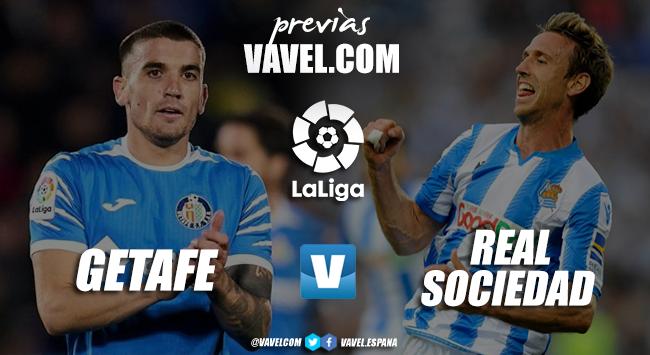 Previa Getafe-Real Sociedad: tres puntos vitales por Europa