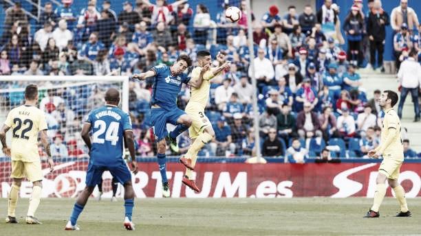 Previa Getafe CF vs Villarreal CF: una guerra por los puestos europeos
