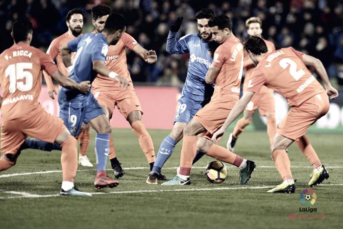 El Málaga cosecha una nueva derrota y se hunde en la clasificación