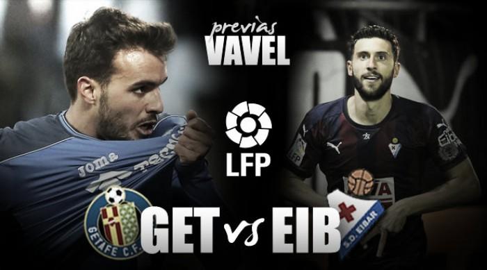 Getafe CF - SD Eibar: ganar o morir