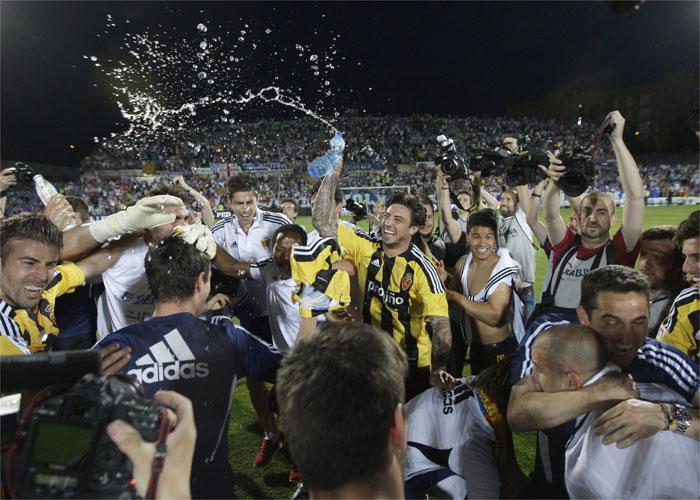 Zaragoza conquista Getafe para quedarse en Primera