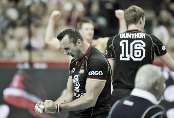 Europei di pallavolo maschile - Un'Italia discontinua perde contro una tostissima Germania