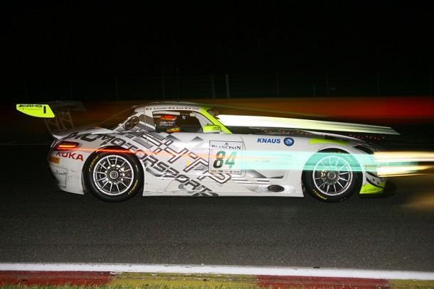 24h de Spa, H+18 : Mercedes en tête, Marc VDS abdique !