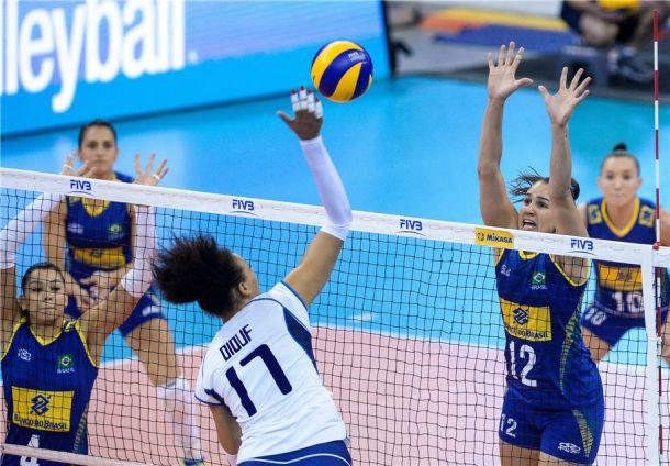 Volley, Gran Prix: il Brasile ferma l'Italia