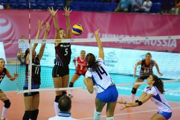 Volley femminile, Gran Prix: l'Italia cede alla Turchia e saluta la competizione