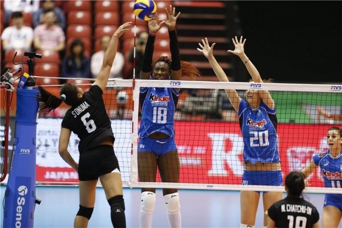 Volley femminile - Qualificazioni Olimpiche, Tokyo: L'Italia supera in quattro set la Thailandia