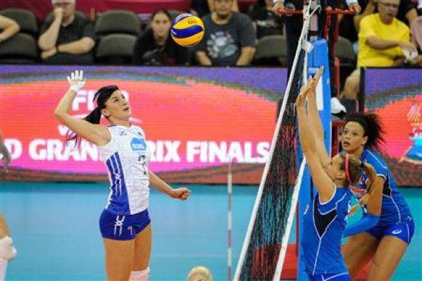 Volley, Gran Prix: l'Italia non chiude, la Russia ringrazia