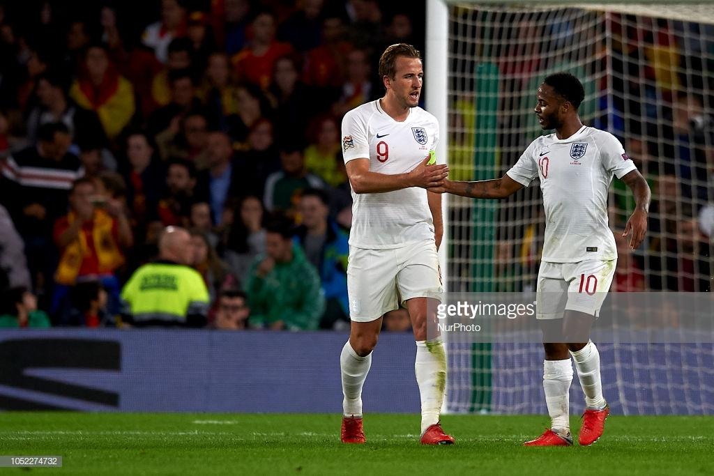 Spain 2-3 England: Shock scoreline keeps visitors' Final hopes alive