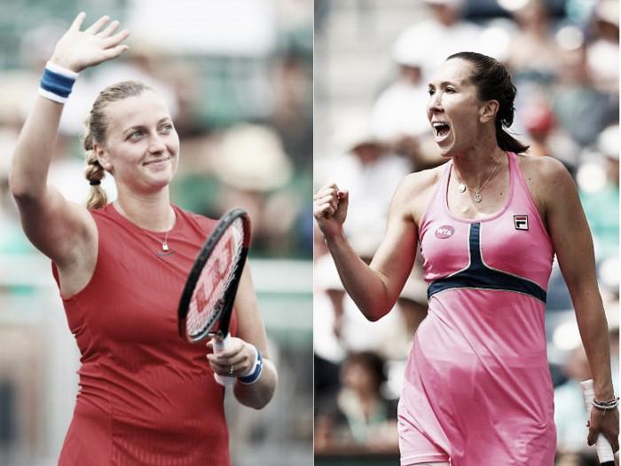 US Open first round preview: Petra Kvitova vs Jelena Jankovic