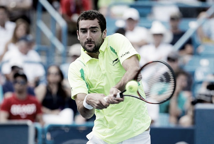 ATP Cincinnati: Marin Cilic out with abductor injury