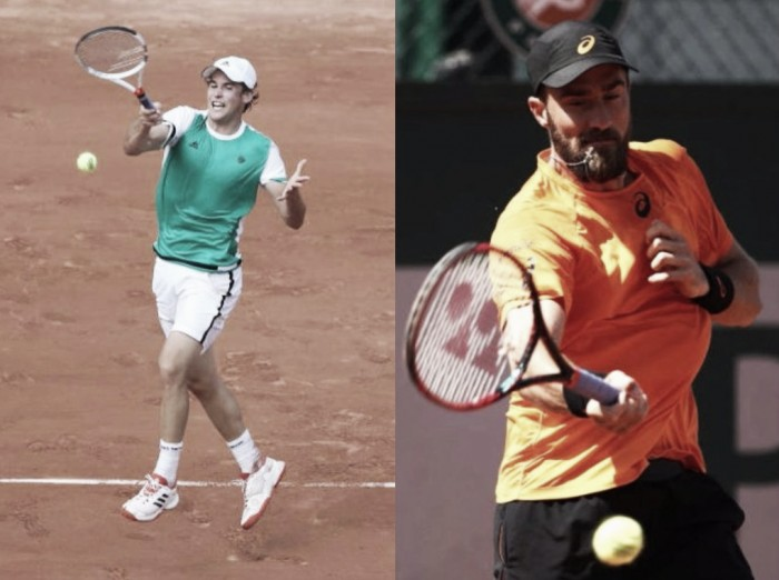 French Open third round preview: Dominic Thiem vs Steve Johnson