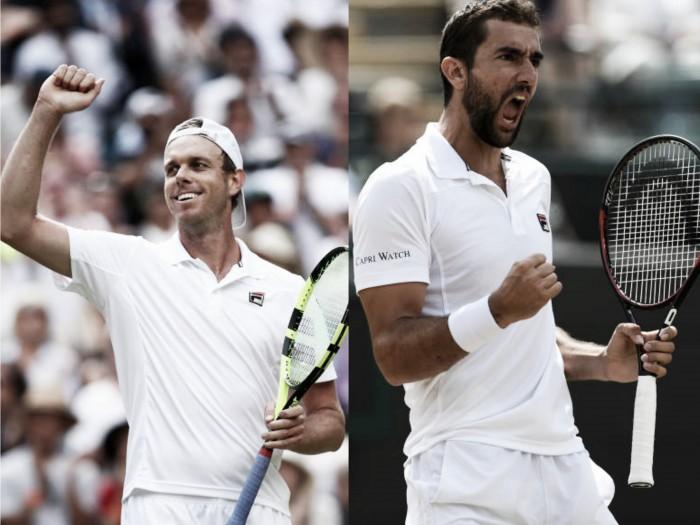 Wimbledon semifinal preview: Sam Querrey vs Marin Cilic