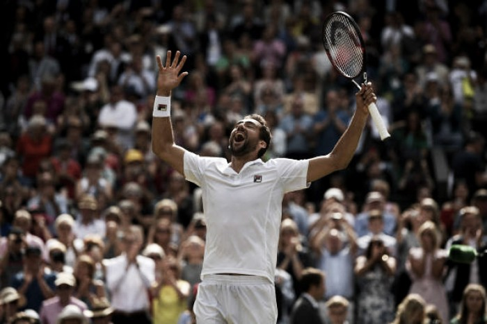 Wimbledon: Marin Cilic beats Sam Querrey, reaches first SW19 final