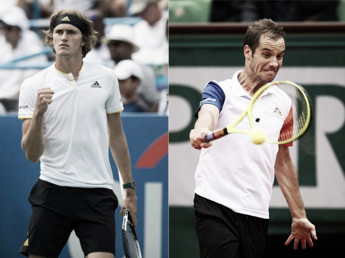 ATP Rogers Cup second round preview: Alexander Zverev vs Richard Gasquet