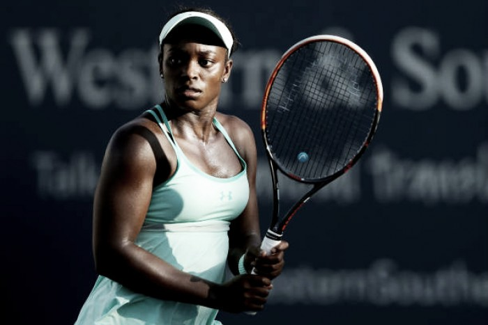 WTA New Haven: Sloane Stephens withdraws with wrist injury