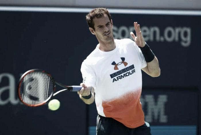 Andy Murray Drops Out of US Open, Cites Hip Injury