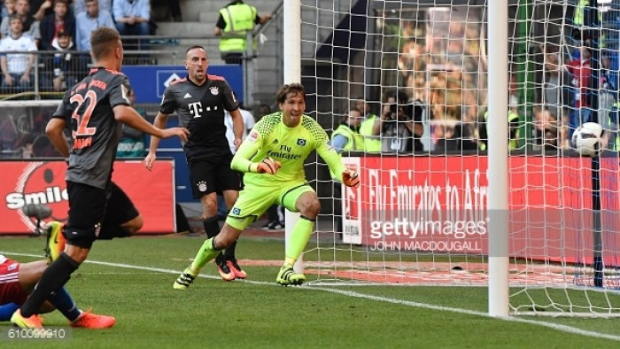 Hamburger SV 0-1 Bayern Munich: Kimmich's killer blow wins it at the death