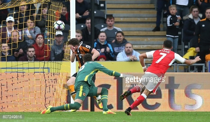 Hull City 1-4 Arsenal: Tigers' spirit shot down by Gunners' firepower