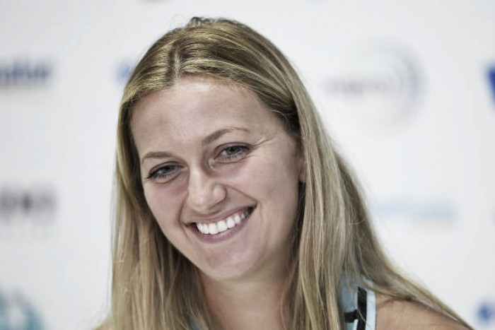 Petra Kvitova to play at 2018 Volvo Car Open