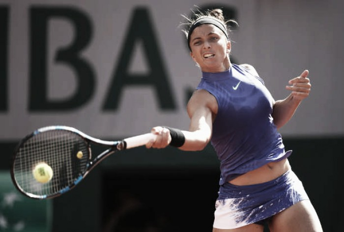 Italian tennis star blames mum for doping ban