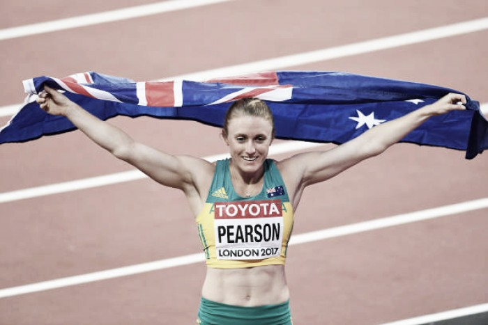 World Athletics Championships: Sally Pearson regains 100m hurdles title