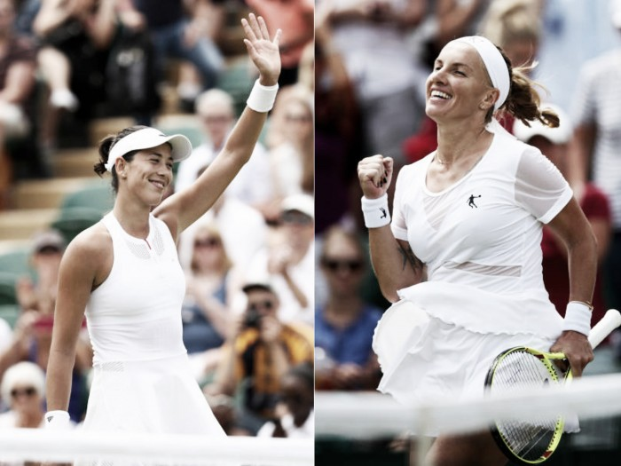 Wimbledon quarterfinal preview: Garbine Muguruza vs Svetlana Kuznetsova