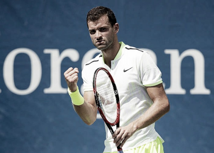 2017 US Open player profile: Grigor Dimitrov