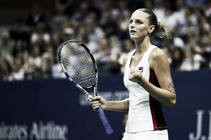 2017 US Open player profile: Karolina Pliskova