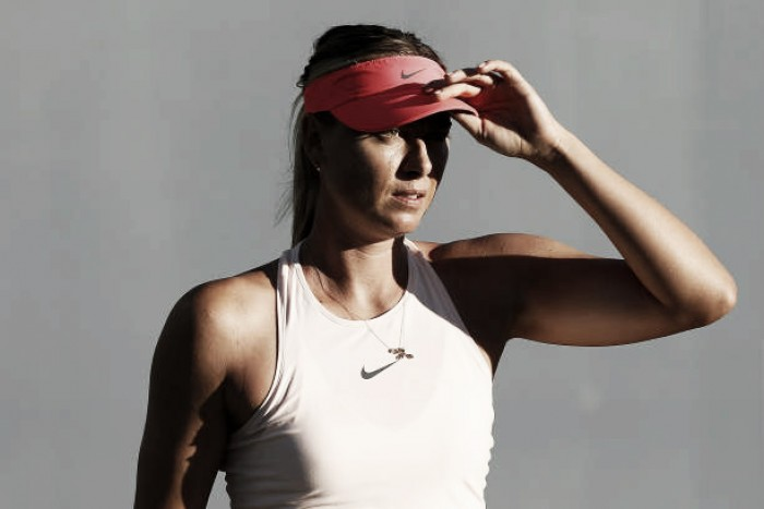 Maria Sharapova granted entry to US Open following doping suspension