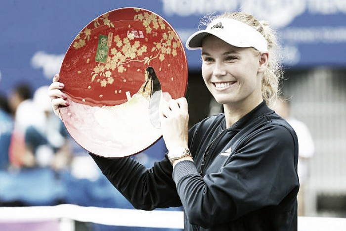 WTA Tokyo: Caroline Wozniacki to defend Pan Pacific Open title against strong field