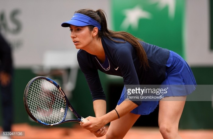 WTA Quebec City: Oceane Dodin wins first WTA Tour title against Lauren Davis