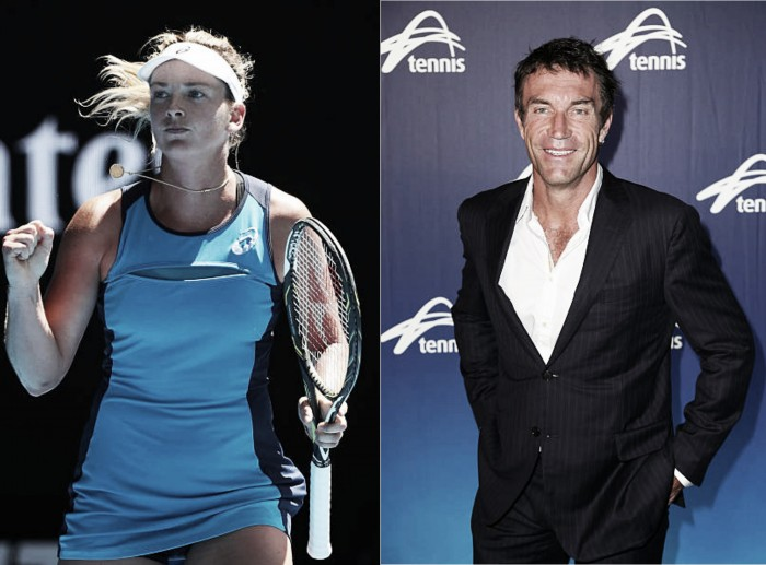 Coco Vandeweghe to be coached by former Wimbledon champion Pat Cash